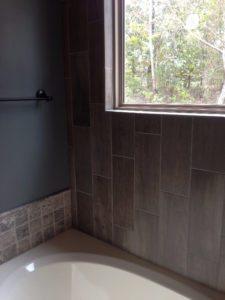 Shower Back Tile