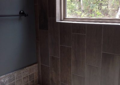 Shower Back Tile