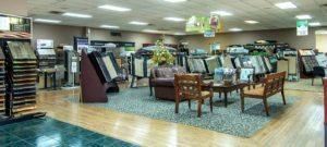 Carpet Center Showroom
