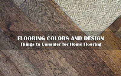 Floor Colors and Design | Things to Consider for Home Flooring