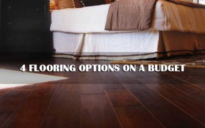 4 Flooring Options on a Budget
