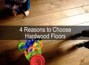 choose hardwood floors