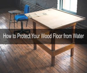 protect your wood floor