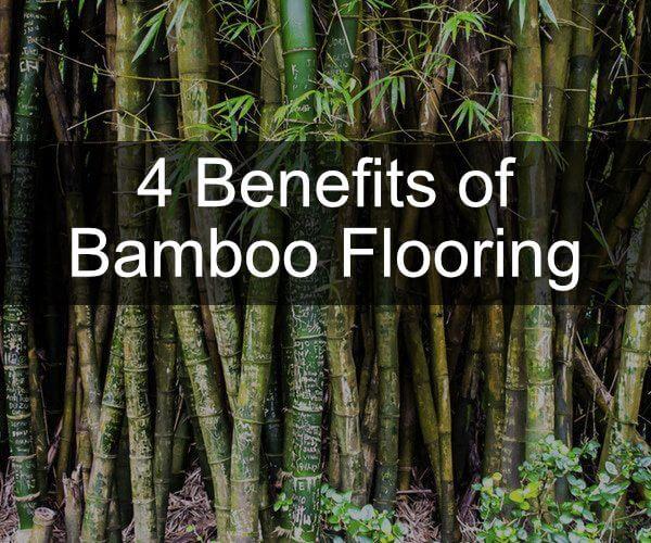 4 Benefits of Bamboo Flooring