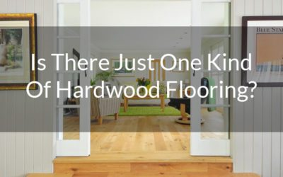 Is There Just One Kind Of Hardwood Flooring?