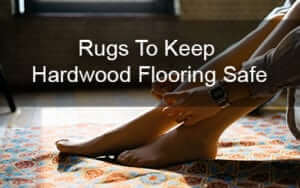 Emergency Water Extraction | Rugs To Keep Hardwood flooring Safe | The Carpet Center