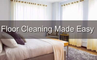 Floor Cleaning Made Easy