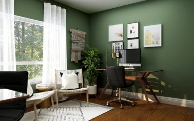 The Best Flooring for a Home Office
